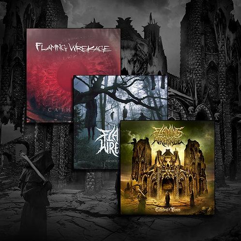 3 Album Pack