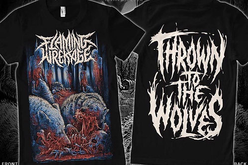 Thrown To The Wolves T