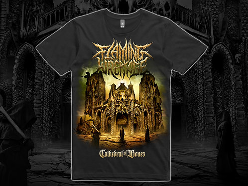 Cathedral of Bones T-shirt