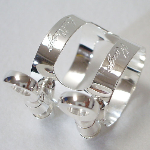 Rouge EX Sterling Silver
