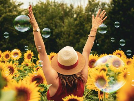 変化を楽しめると、自分らしく生きやすくなる。