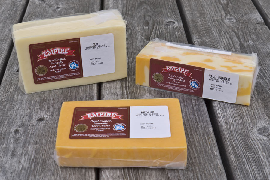 7&46 Shop carries Empire Cheese