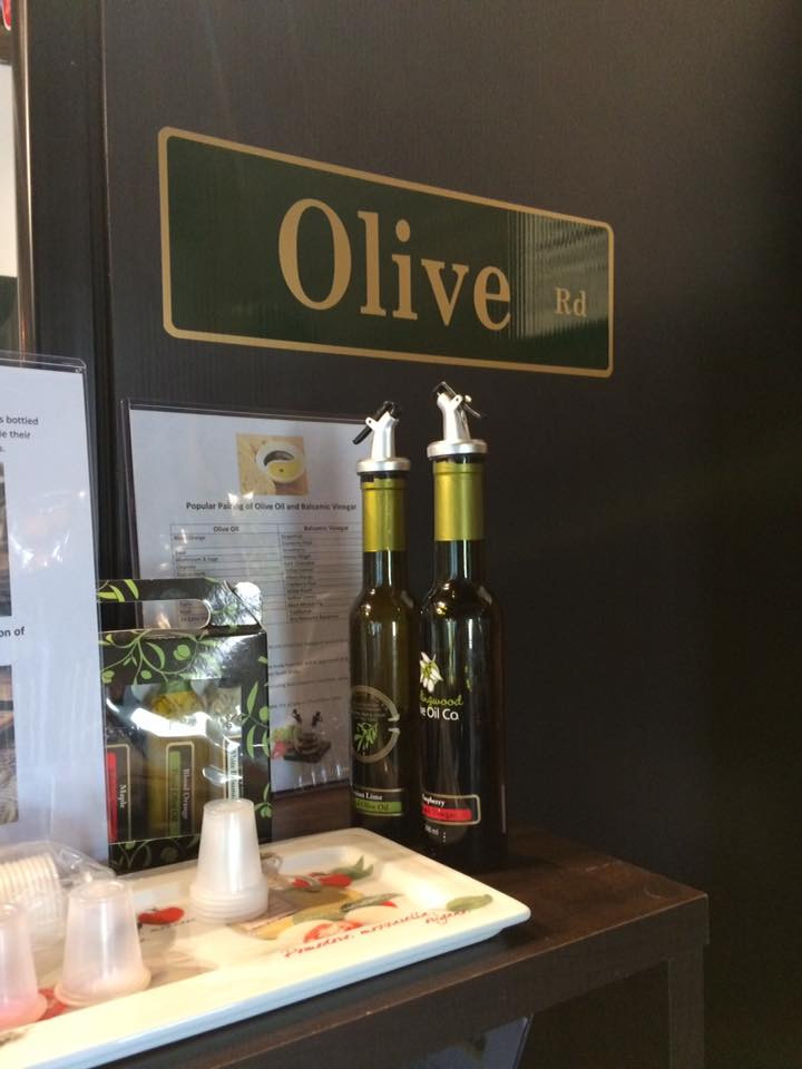 7&46 Shop Olive Oil and Balsamics