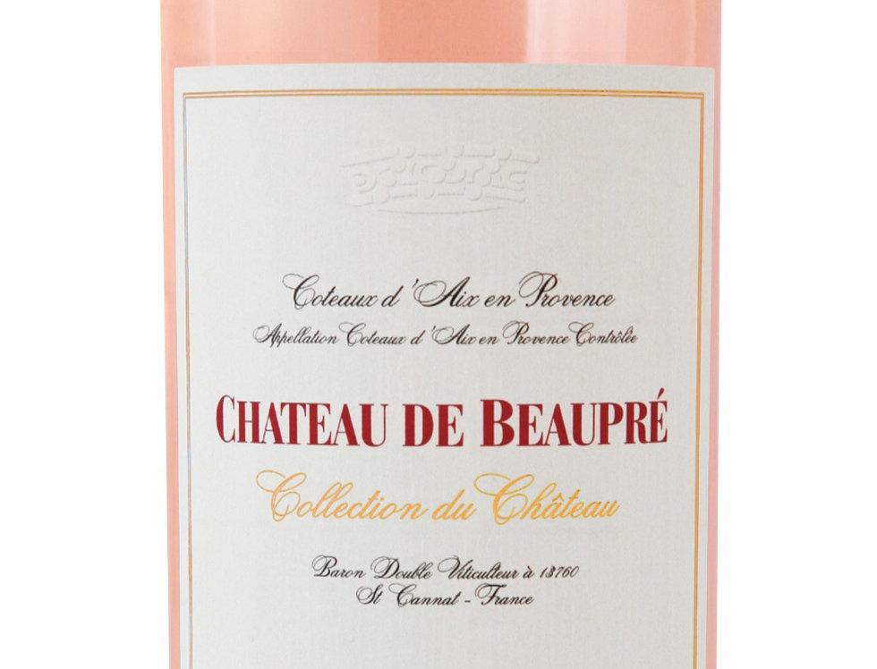 Château de Beaupré - Collection du Château Bio 2020
