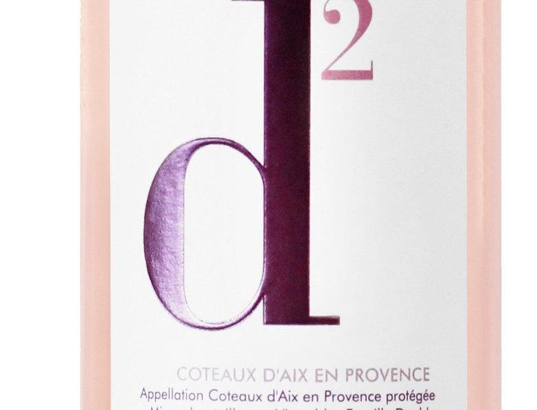 Famille Double d2 2020 AOP Coteaux d'Aix-en-Provence