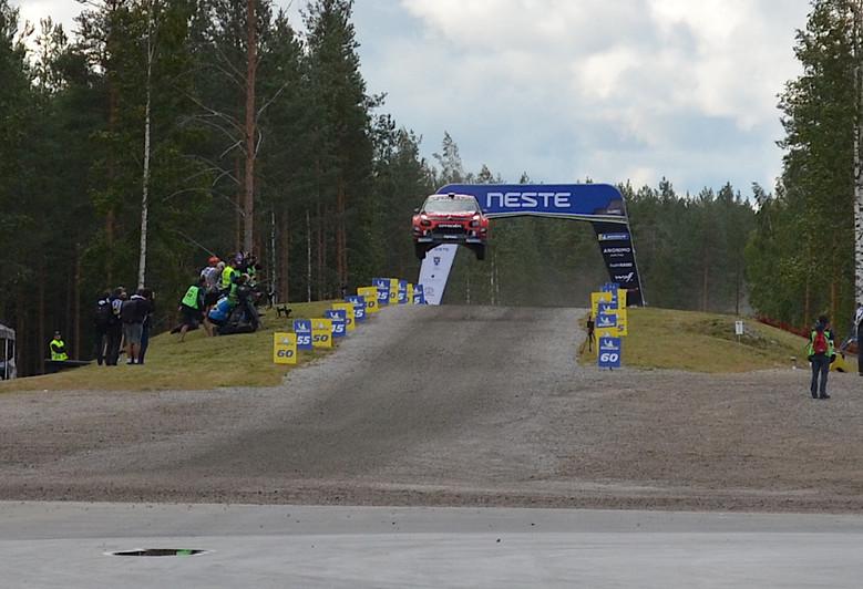 WP Ruuhimäki - Power Stage