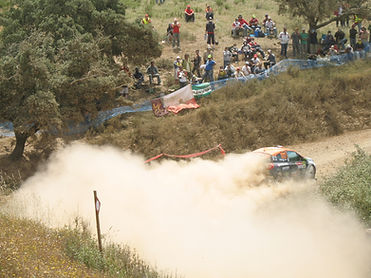 Rally Portugal 2018 - rally travel