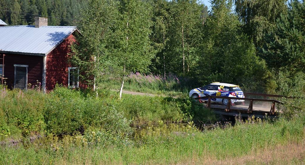 Rally Finland - Rally travel mit A&S Rallye-Reisen