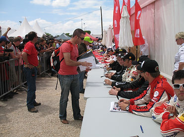 Rally Portugal - Autograph session