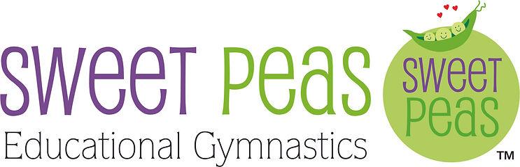 Sweet Peas Educational Gymnastics taglin
