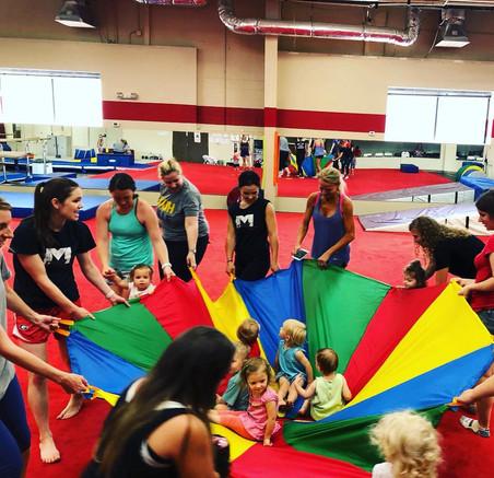 Mpact Sports | Sweet Peas Gymnasics
