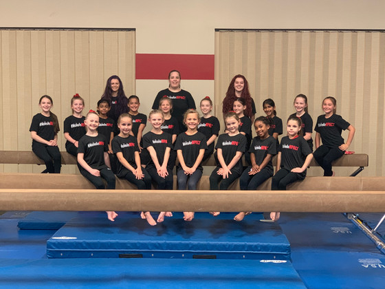 Mpact Sports | Competetive Gymnastics Team
