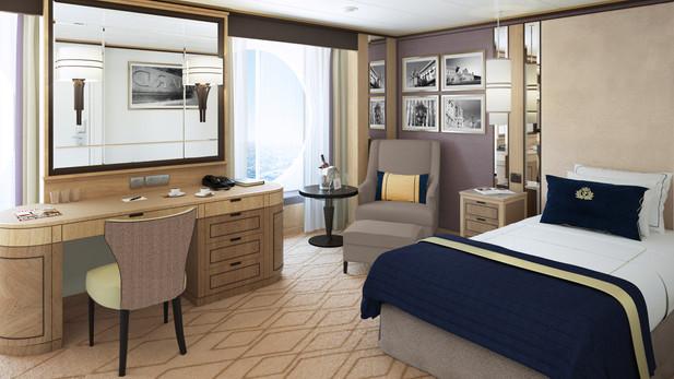 Cunard Queen Mary II