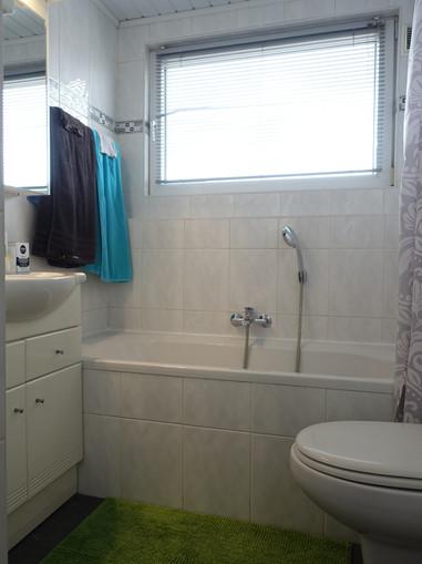 Voor: badkamer