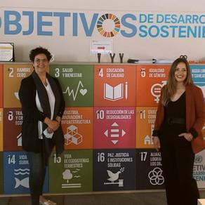"""""""Ayudamos a las empresas a elegir un futuro más sostenible a nivel social, económico y ambiental"""""""