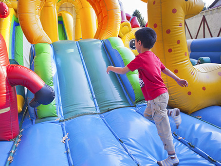 Pump Up the Fun with an Inflatable!