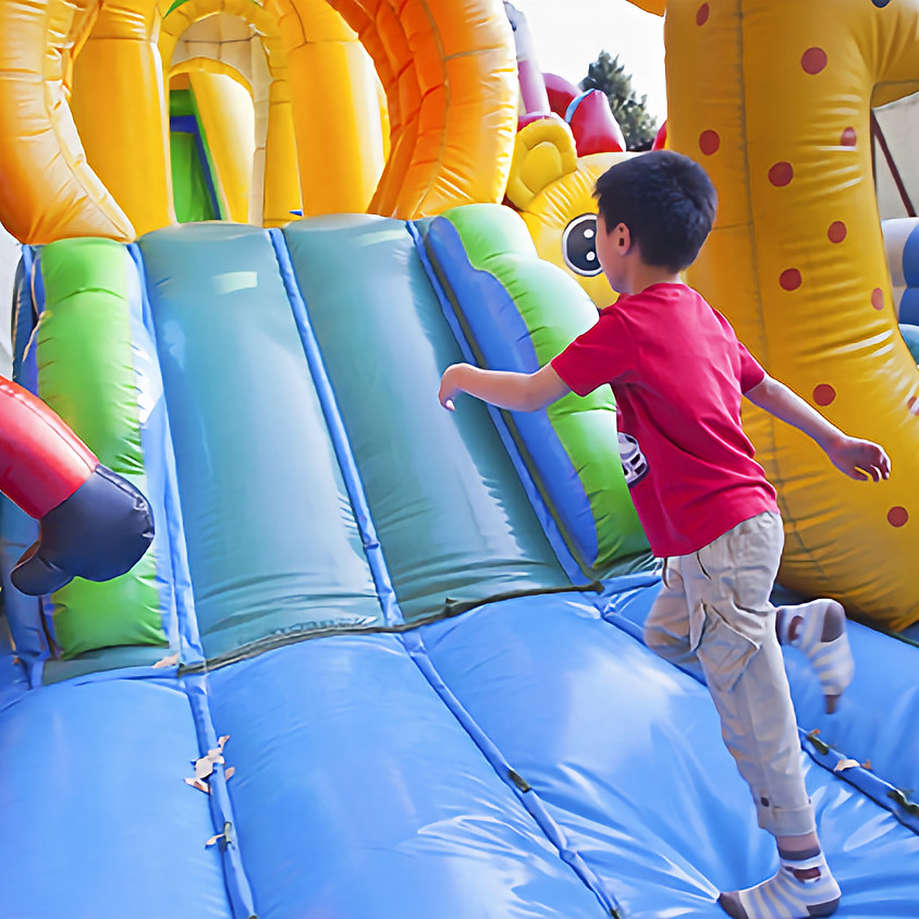 Our annual Bounce Day