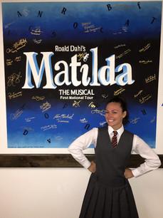 Matilda 1st National Tour