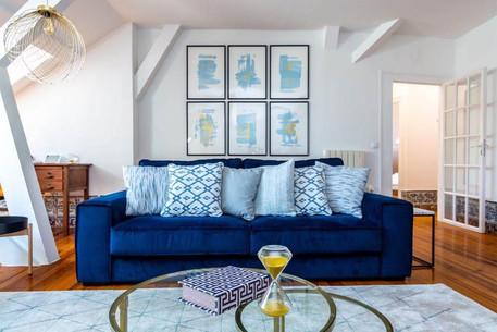 'Casa Almada' luxury flat in Lisbon, Portugal