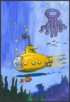 Submarine (Childrens Book)