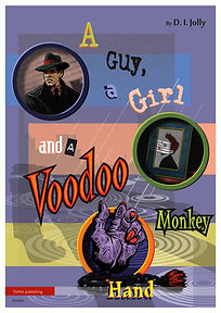A Guy, a Girl and a Voodoo Monkey Hand C