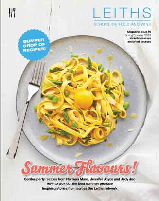 Leith's Food Magazine