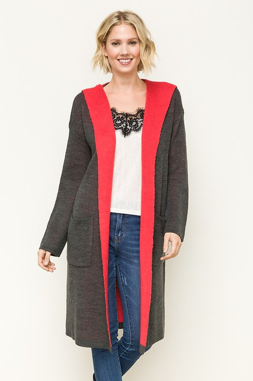 Taming the Wolf Cardi