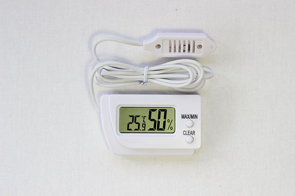 Digital Egg Incubator Hygrometer and Thermometer