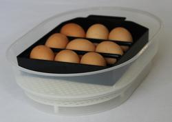 Janoel Model 12 with nine large eggs