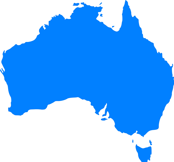 Poultry Australia fertile eggs for sale location map
