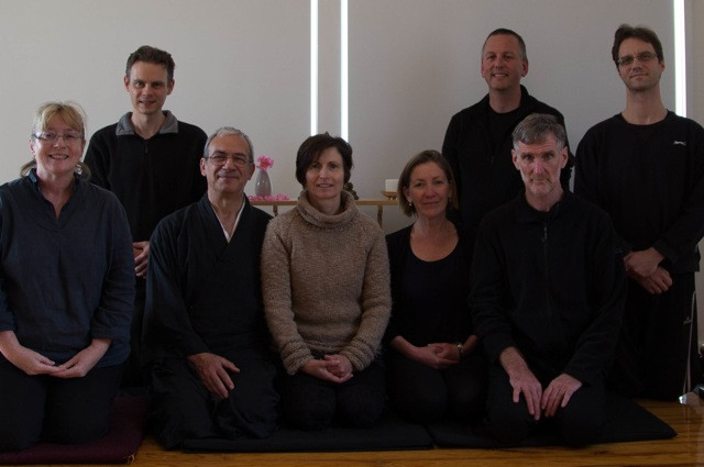 Participants in One-day Zanzenkai25 May