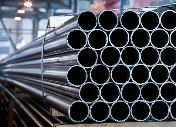Трубы стальные электросварные (1 м.п.)