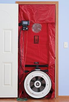 Air Tightness Blower Door
