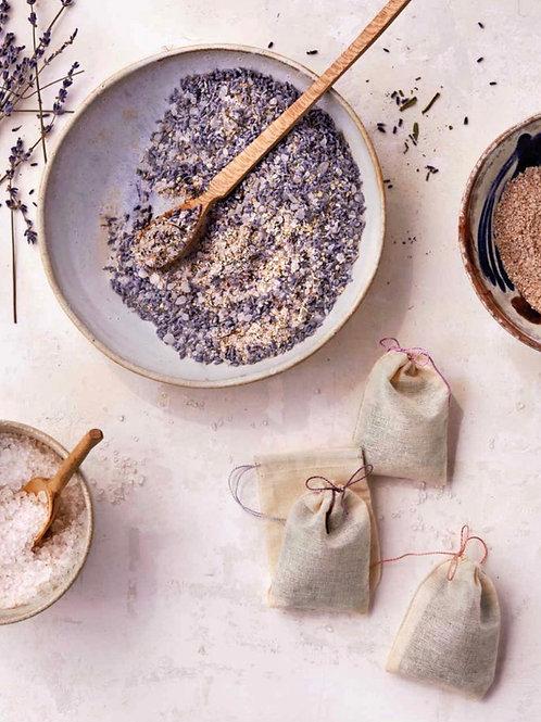 Lavender tub tea