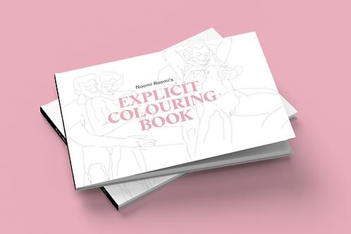 Explicit Colouring Book