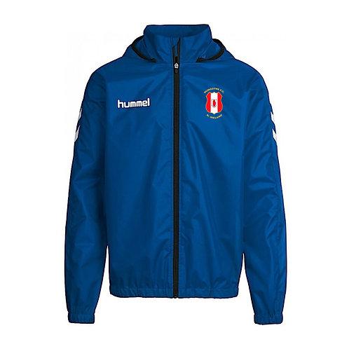 Dungoyne FC Hummel Spray Jacket