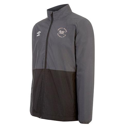 junior Sirocco Works FC Umbro Rain Jacket