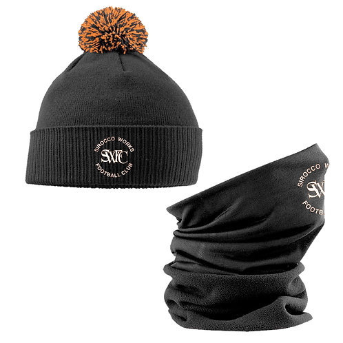 Sirocco Works FC Snood / Hat Combo