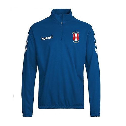 Dungoyne FC Hummel Core Half Zip