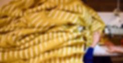 Rideaux en tissu NOBILIS