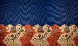 Tenture murale et tête de lit sur-mesure - BRAQUENIE