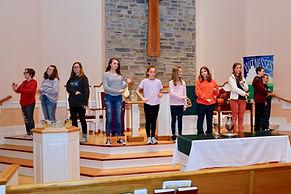 LOGOS Youth Worship Practice