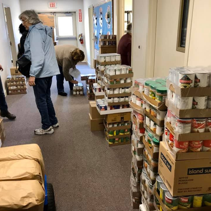 Sherando Food Pantry Every Third Thursday of the Month