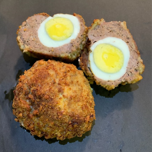 Pork Scotch Eggs / Pkg of 4