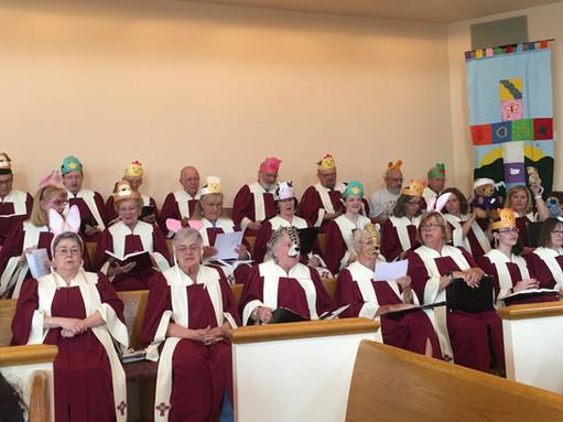 choir animals
