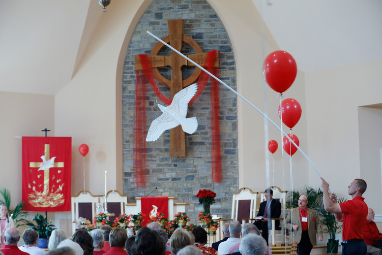 Pentecost Worship
