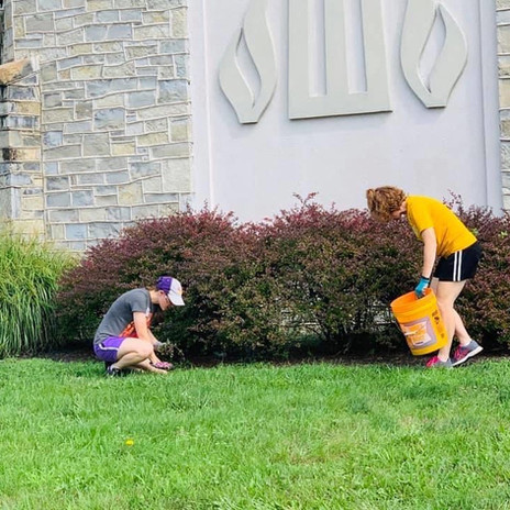 Youth Families' Day of Service