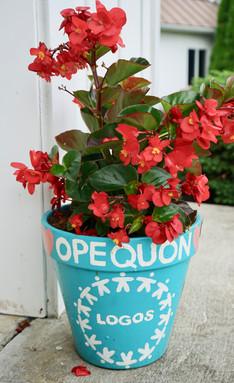 Opequon LOGOS Flowers