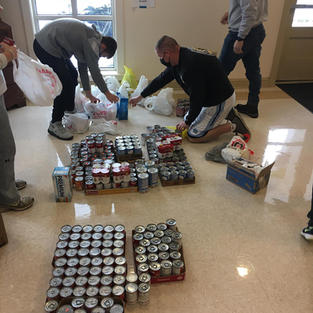 Souper Bowl of Caring Collection