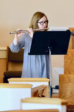 Worship flute